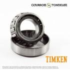 Roulement à rouleaux conique TIMKEN 11BC/14C - 33,02x57,09x18,46