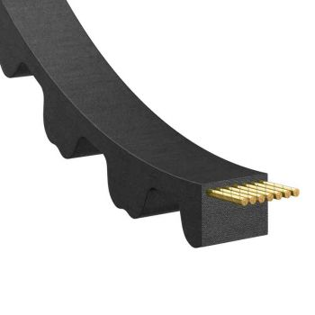 Courroie dentée simple 265-5M9