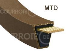 Nos modèles de Courroie tondeuse MTD