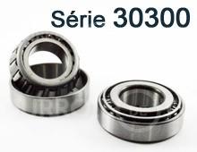 Nos modèles de Roulement tondeuse 30300 (rouleaux coniques)